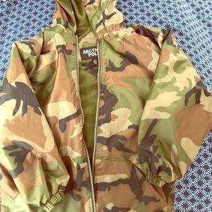 Kids light season jacket